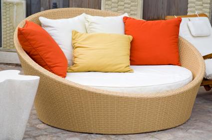 Upholstery for Indoor and Outdoor Furninshings